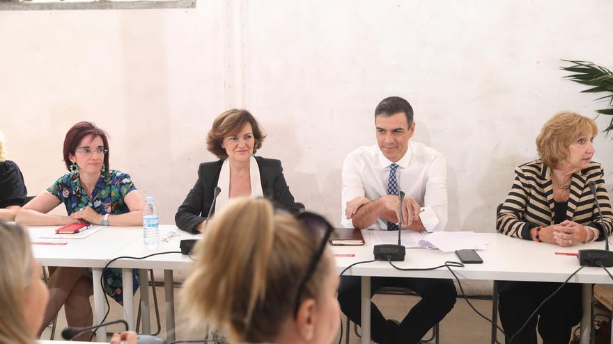 Sánchez convoca el lunes a las ONG ecologistas, que ya adelantan que no opinarán sobre fórmulas de gobierno