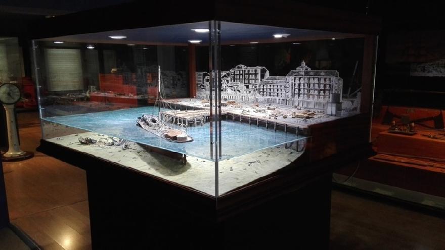 La estación marítima de Santander acogerá un centro de interpretación del buque Cabo Machichaco
