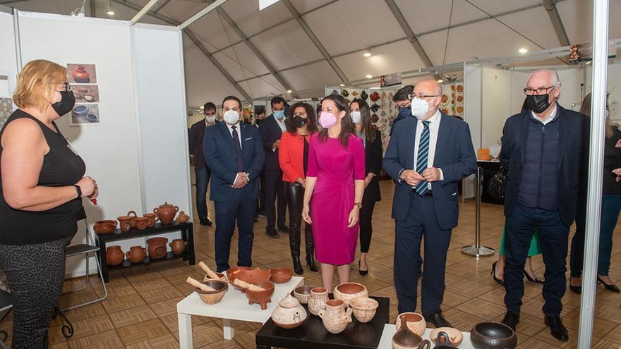 La Feria de Artesanía de Gran Canaria abre sus puertas con 104 puestos