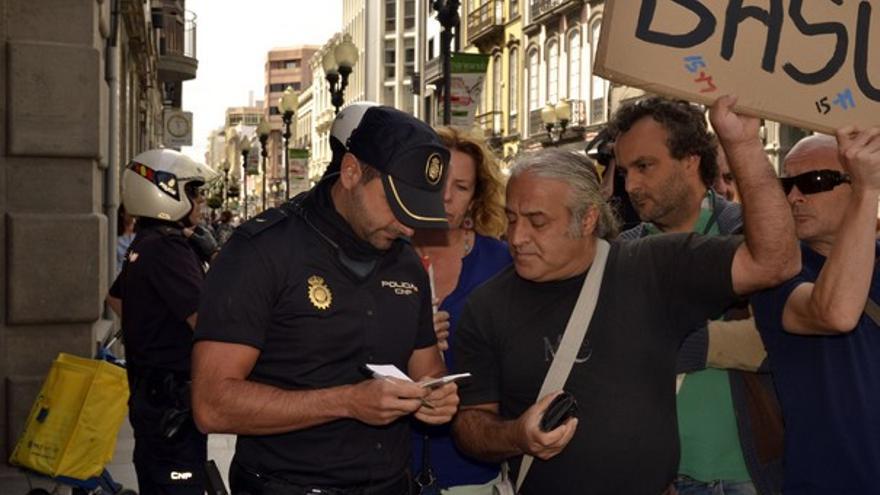 De la protesta contra el desahucio #7