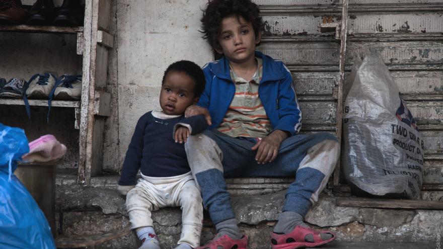 Los niños olvidados, protagonistas del filme nominado al Oscar a la Mejor película de habla no inglesa