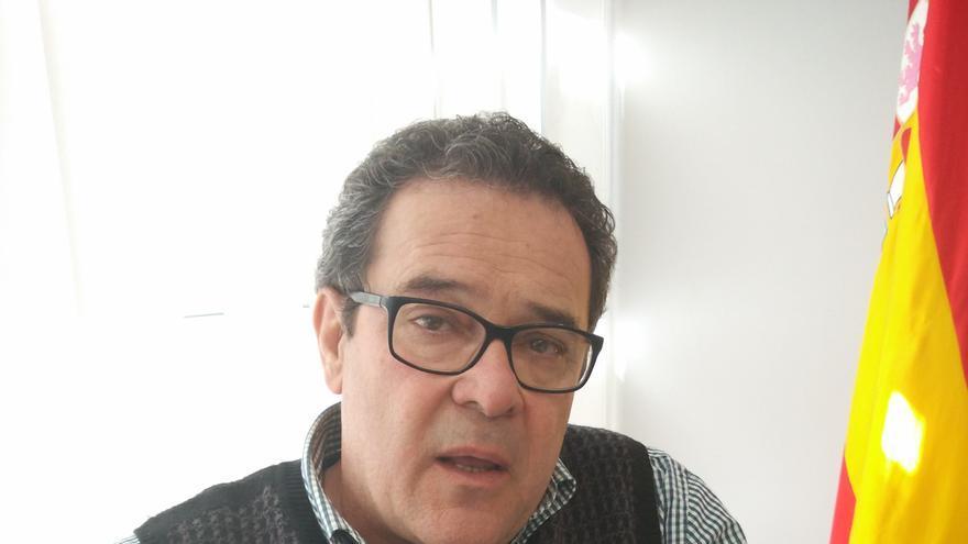 Jose González director general Transportes Extremadura