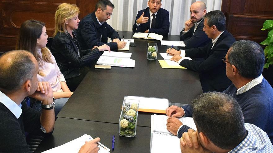 Grupo de trabajo para definir la futura ordenanza sobre alquiler vacacional en Santa Cruz