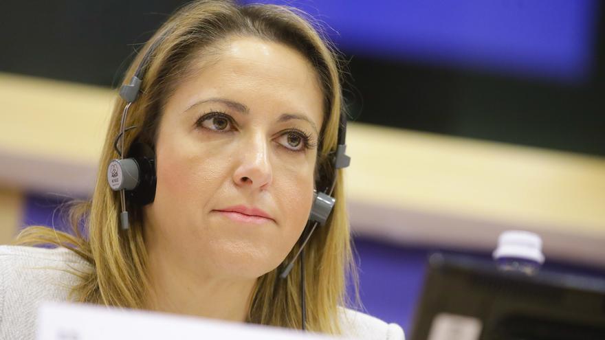 Cristina Maestre, europarlamentaria de Castilla-La Mancha