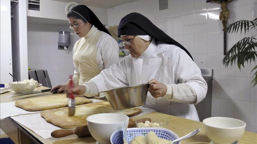 """Las monjas más televisivas proponen hacer """"Nuestro pan de cada día"""""""