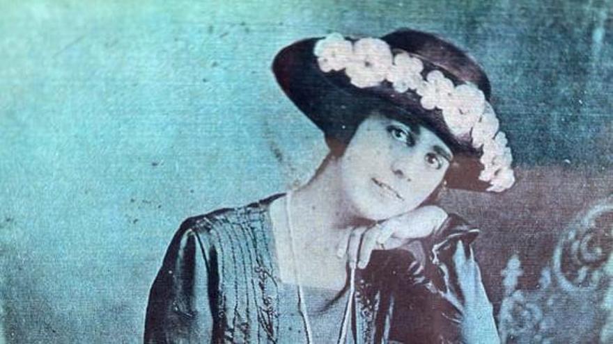 La mujer de la imagen es uno de los antepasados Carralcázar más antiguos que se han encontrado
