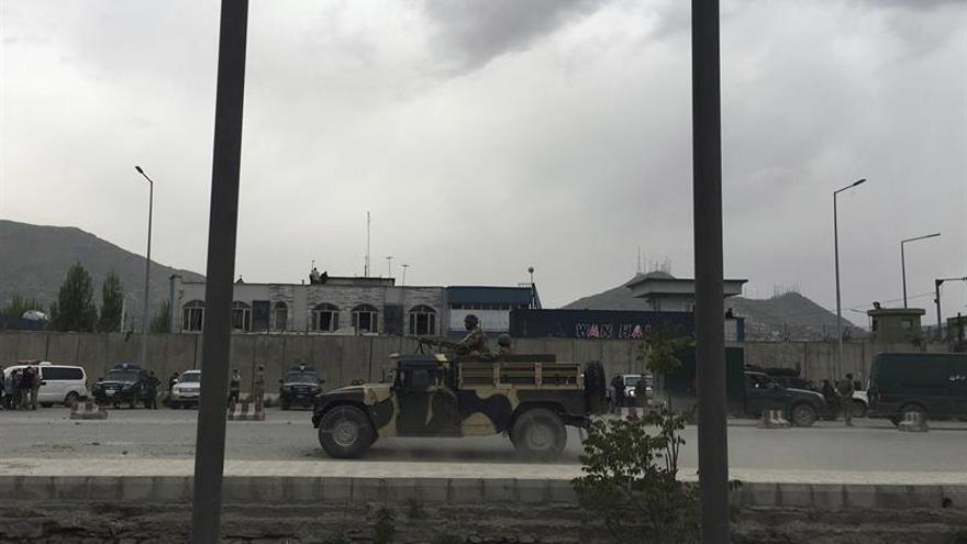 Al menos 10 muertos en un ataque a un autobús con empleados judiciales en Kabul