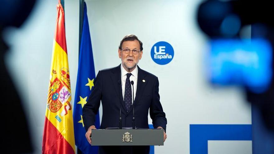 Rajoy prosigue con su ronda de contactos y hoy se ve con PNV y ERC