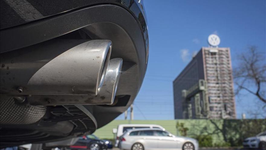 Volkswagen identifica 1,2 millones de vehículos trucados en el Reino Unido