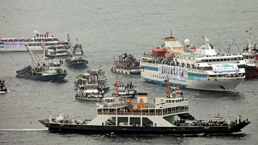 Israel paga a Turquía 20 millones de dólares de indemnización por el asalto a una flotilla de activistas