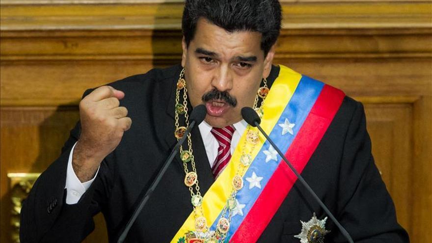 """Maduro dice que la """"derecha"""" colombiana y venezolana pagan a bandas de asesinos"""