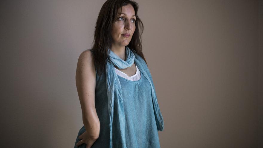 Ana Castillo comenzó a sospechar hace cuatro años que podía ser víctima de la talidomida