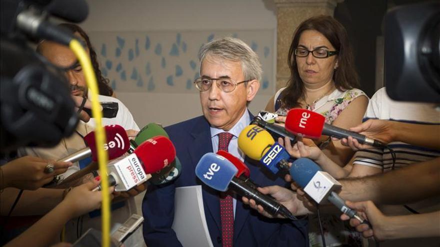 Extremadura solicita acogerse al FLA por importe de 178 millones de euros