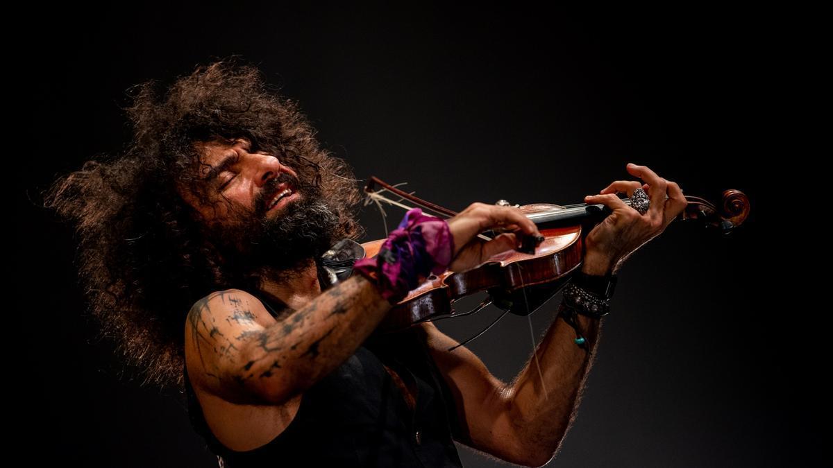Ara Malikian en un concierto en 2019