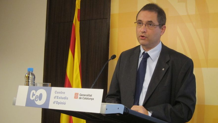El 54,7% de catalanes apoyaría hoy la independencia en un referéndum según el CEO