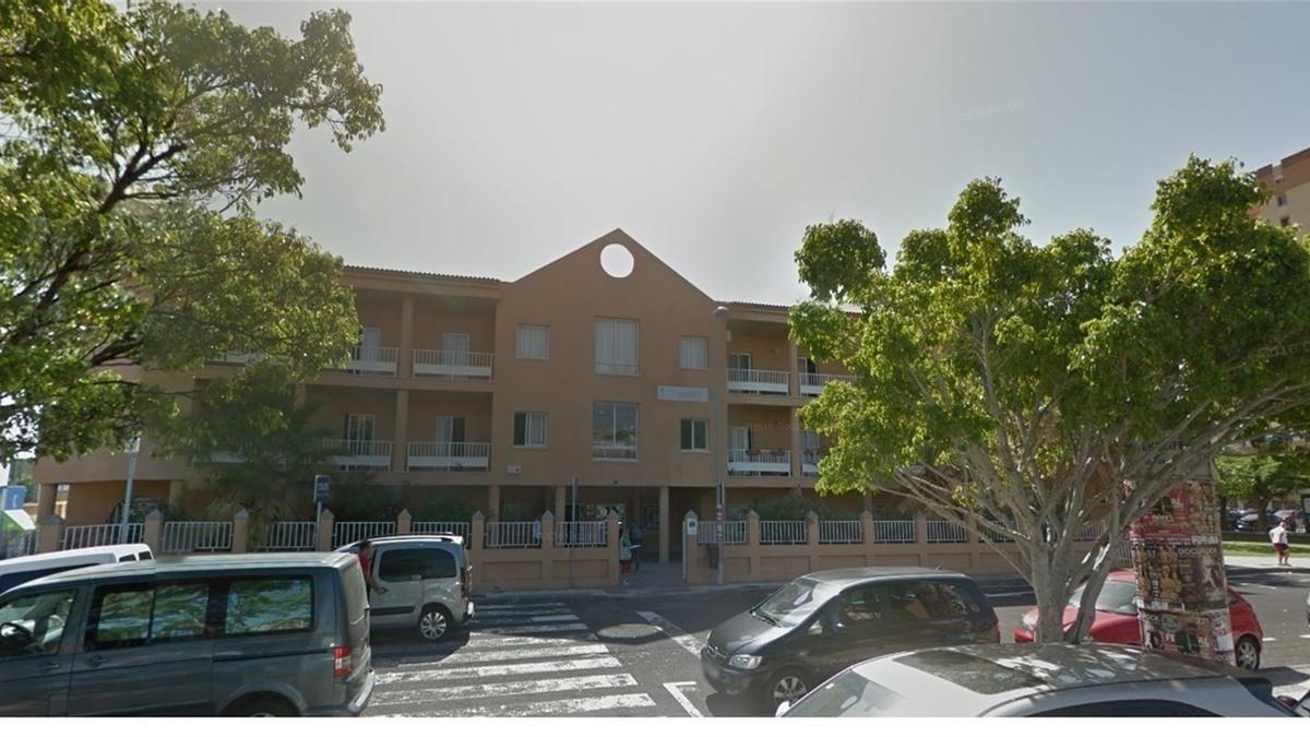 Centro de salud de Los Gladiolos, en la capital tinerfeña