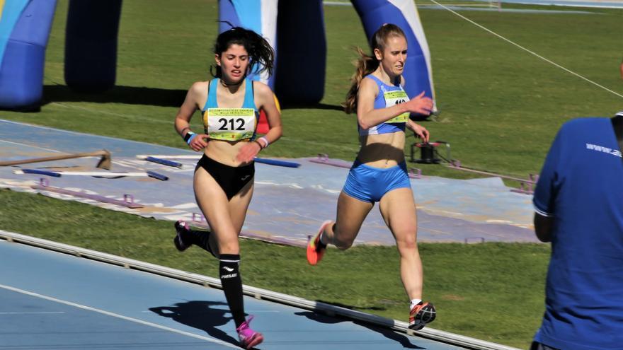 Imagen de la competición celebrada en la tarde del pasado sábado.
