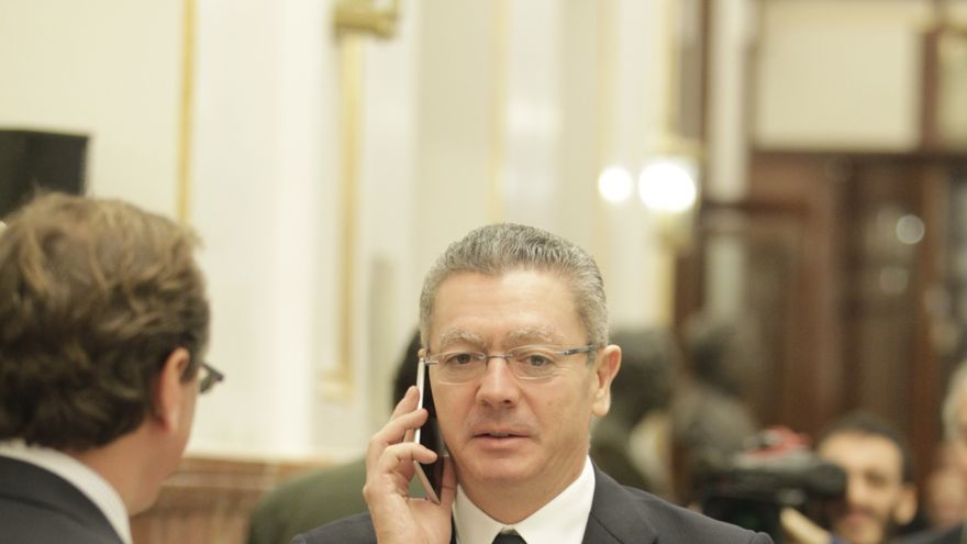 UPyD y Foro Asturias proclaman en el Congreso su rechazo al nuevo CGPJ, que atenta contra la separación de poderes