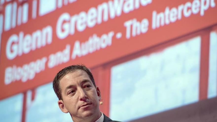 El periodista estadounidense Glenn Greenwald.