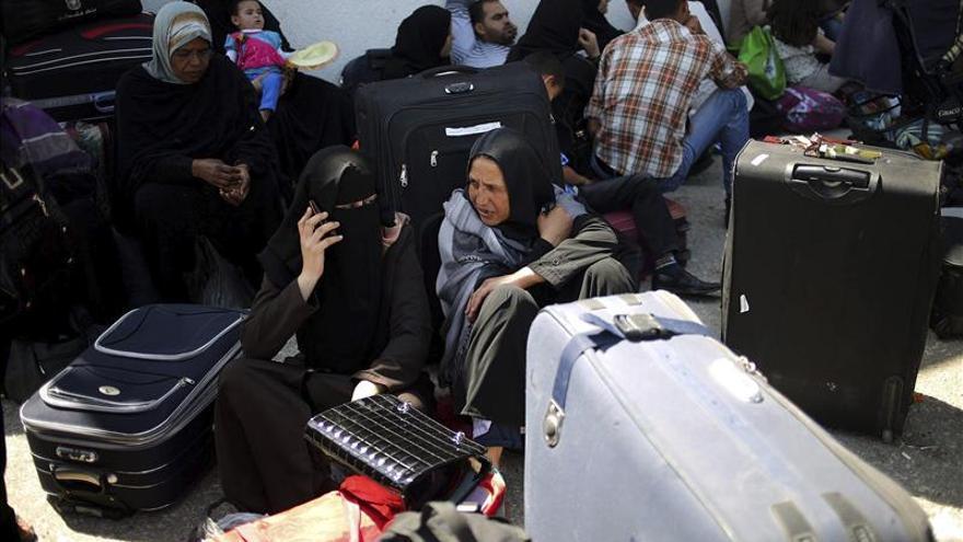 Egipto abre el paso de Rafah por primera vez desde finales de octubre