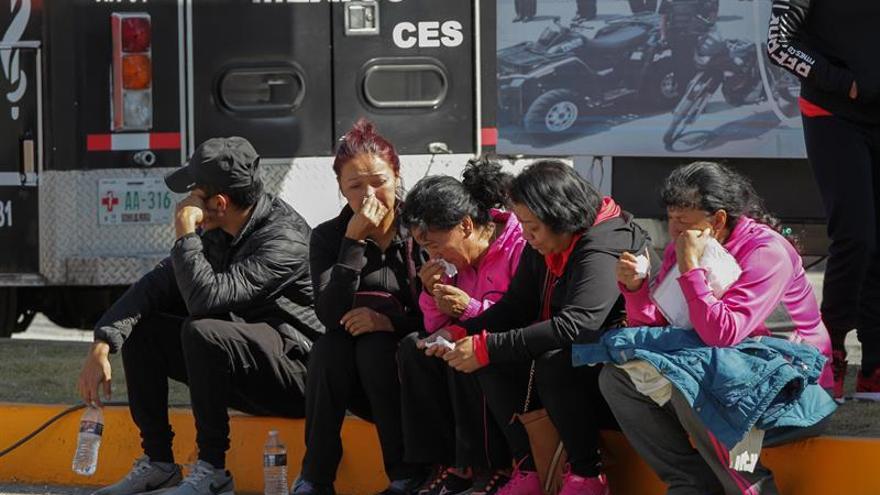 """""""En Tultepec todos nos dedicamos a la pirotecnia"""", dice hija de desaparecido"""