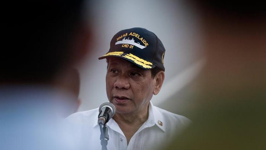 Duterte acusa a la UE de presiones y amenaza con expulsar a los embajadores
