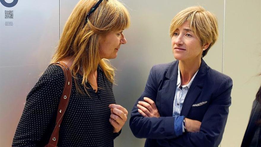 La candidata de la dirección de Podemos a lehendakari defiende la independencia