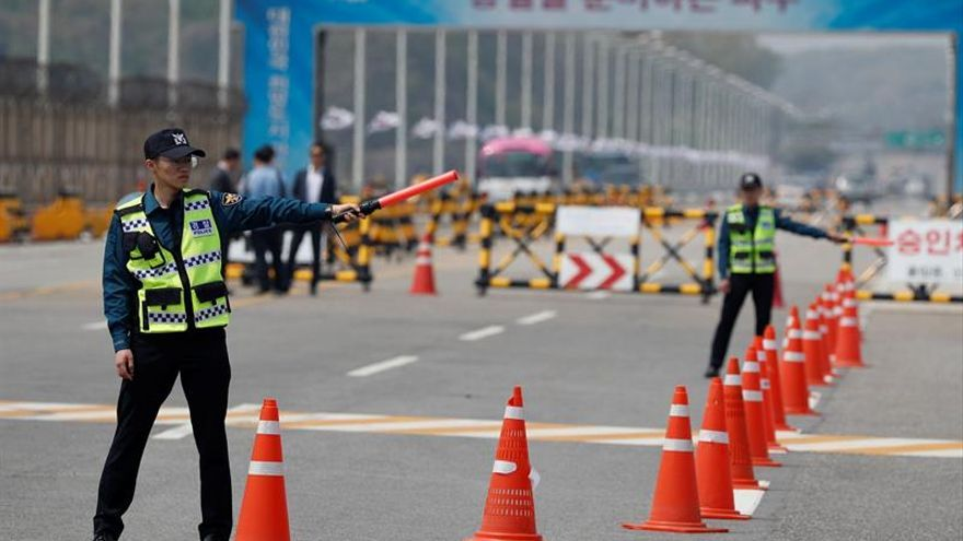 Kim Jong-un cruzará la frontera a pie para la histórica cumbre intercoreana