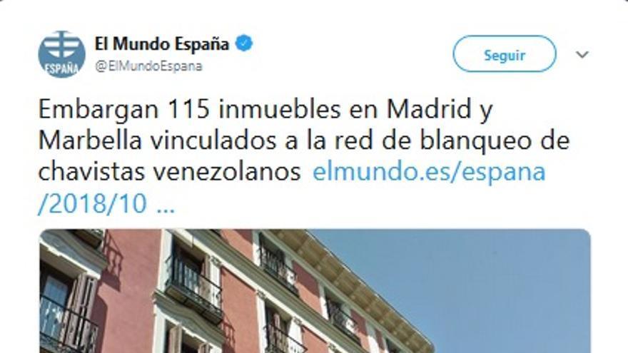 chavistas detenidos