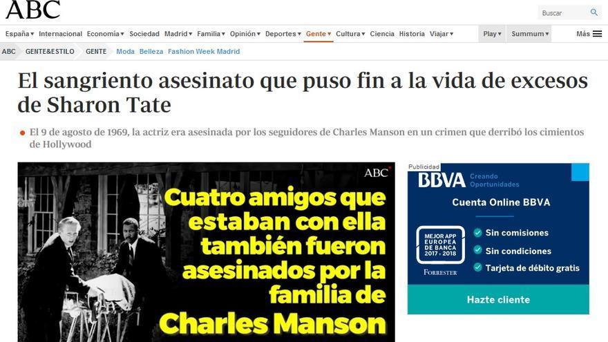 asesinato manson