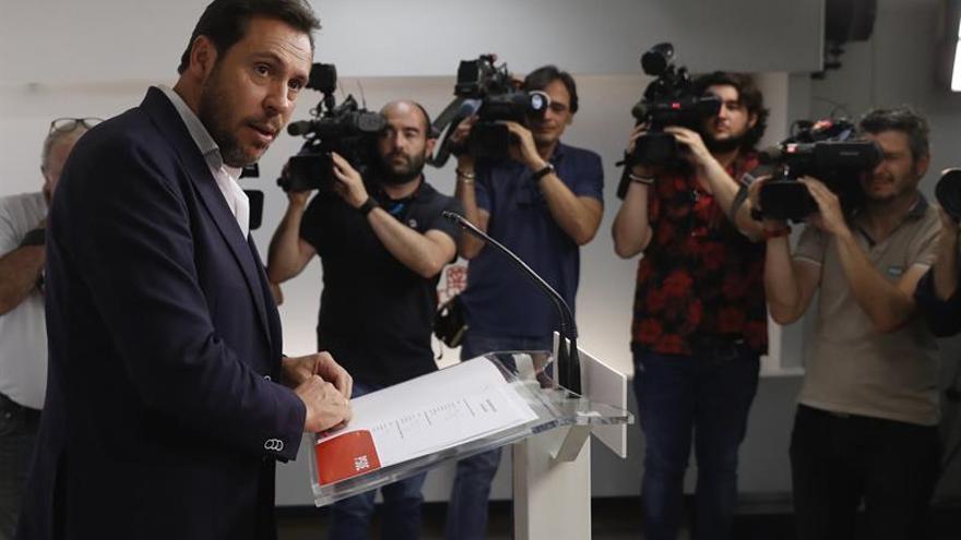 Puente: El desafío soberanista está eclipsando los problemas reales de España