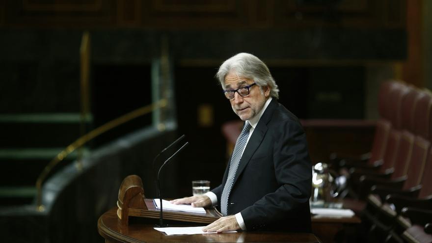 """CiU denuncia en el Congreso """"el grave error político y jurídico"""" de la querella contra Mas"""
