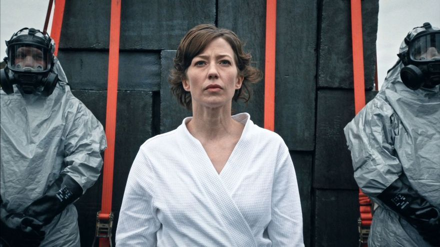 Carrie Coon, en la última temporada de 'The Leftovers'