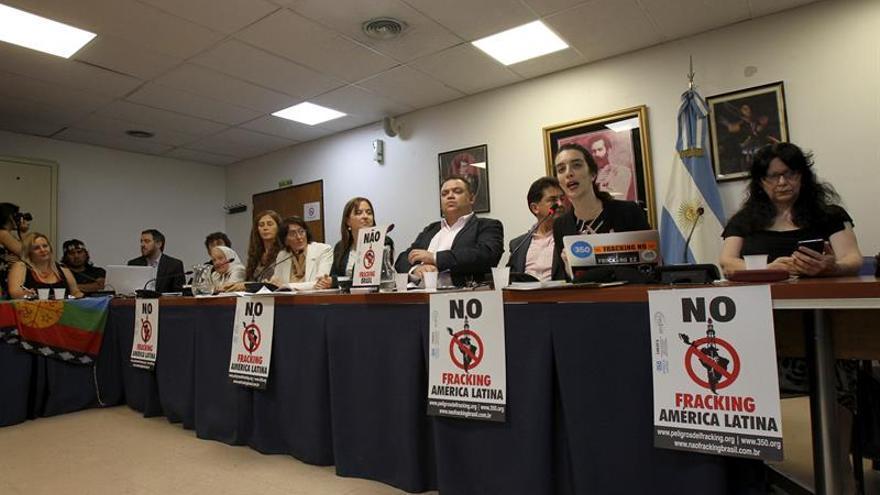 "Presentan amparo judicial contra ""fracking"" en la provincia argentina de Mendoza"