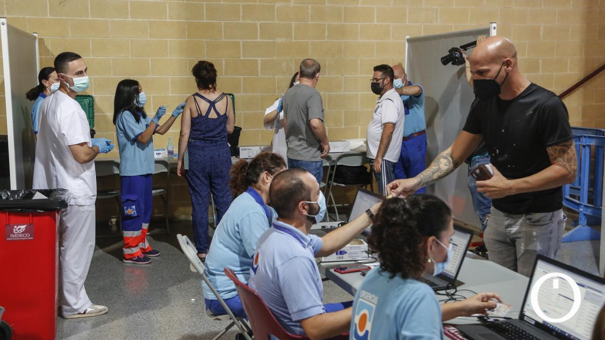 Vacunación sin cita previa Janssen en Vista Alegre