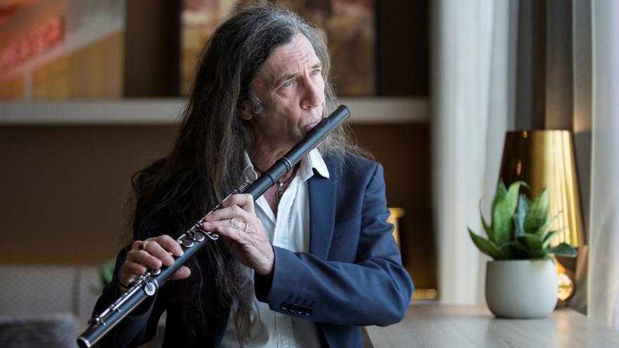 Jorge Pardo, un samurái del flamenco