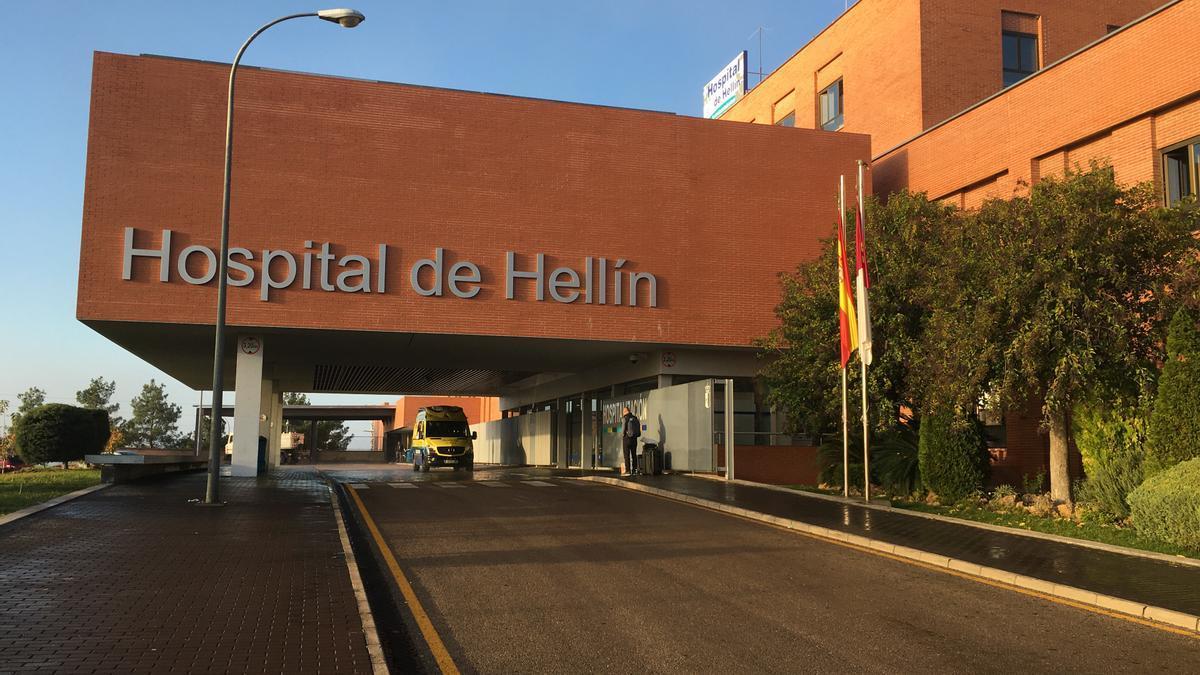 Hospital de Hellín (Albacete)