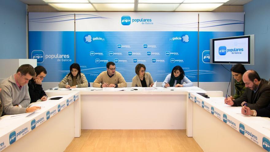 Los populares eligen 'Sigamos avanzando' como lema para el XV Congreso del partido en Galicia