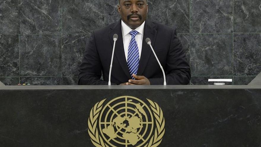 El Gobierno y la oposición logran un acuerdo que mantiene a Kabila en el poder en RDC