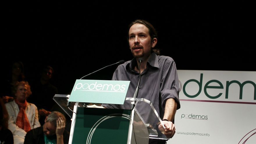 """Pablo Iglesias: """"El problema no es que dimitan imputados, el problema es que la corrupción es una forma de gobierno"""""""