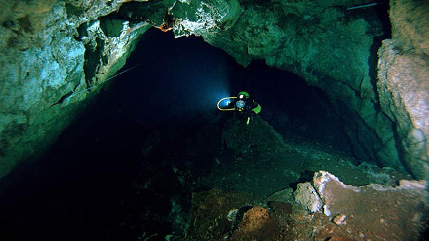 Entrada al Túnel de la Atlántida.