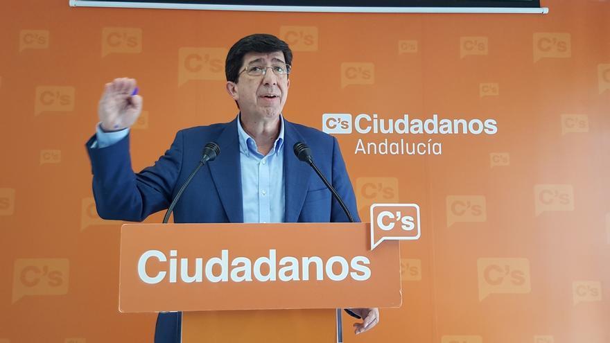"""Marín (C's): """"La Junta ya no tiene excusas para no bajar el impuesto de sucesiones al no exigir Montoro nuevos recortes"""""""