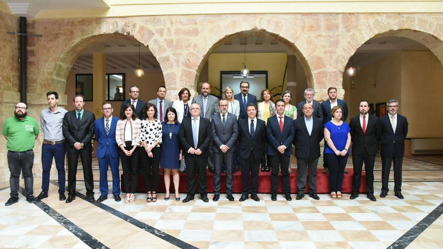 Consejo de Gobierno celebrado en Villarrobledo (Albacete) / JCCM