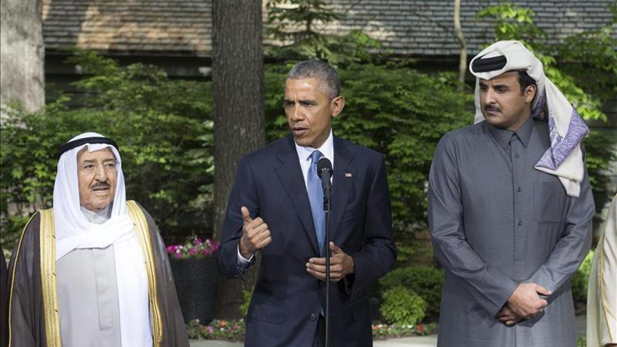 Obama acepta una invitación para una nueva cumbre con líderes del Golfo en 2016