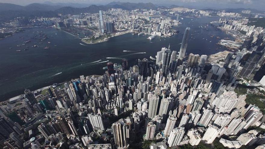 La Bolsa de Hong Kong cierra por festivo