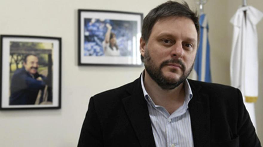 Leandro Santoro, primer candidato a diputado por el Frente de Todos en Capital Federal