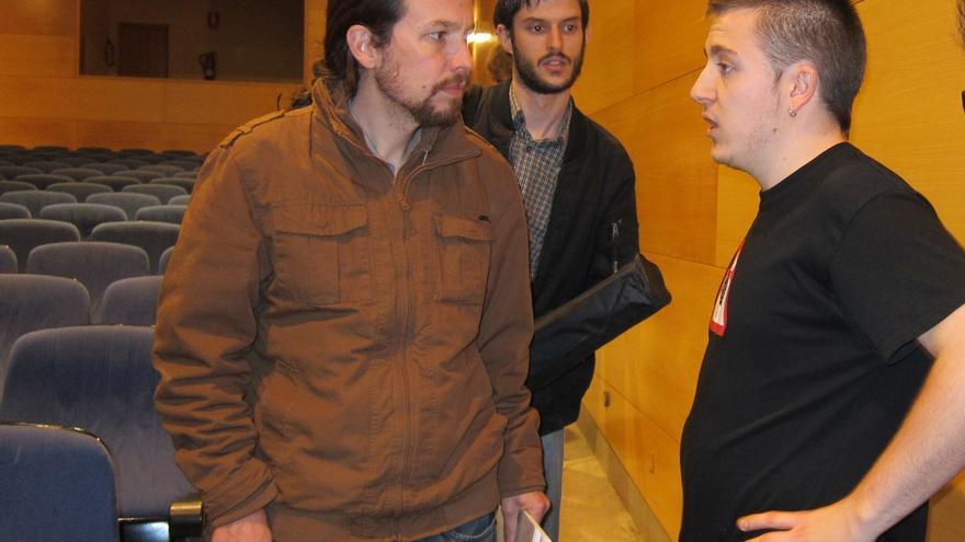 """Pablo Iglesias ve """"un honor"""" el apoyo de Verstrynge para Podemos"""