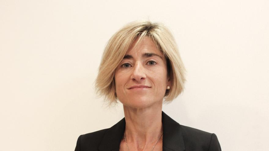 Pili Zabala, la candidata de Podemos Euskadi a lehendakari.