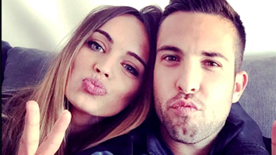 ¿Qué tienen en común la nueva novia de Jordi Alba y 'Gran Hermano'?