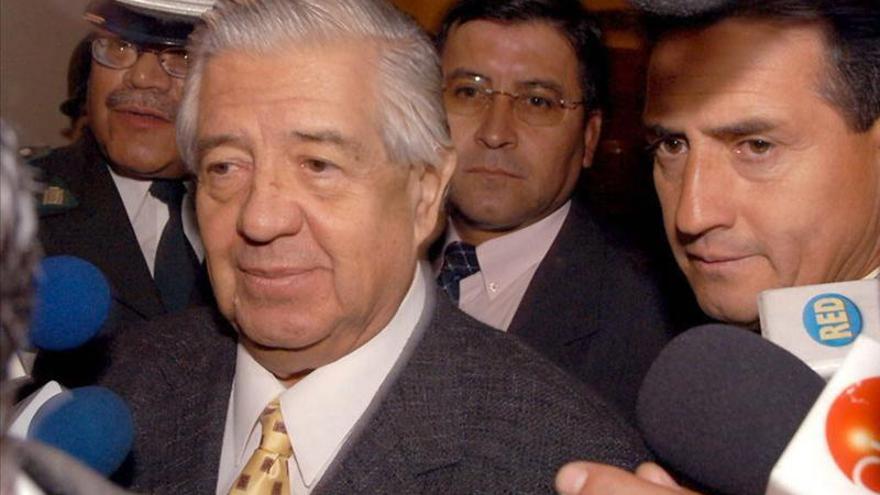 Condenados seis miembros de la policía secreta de Pinochet por cinco crímenes